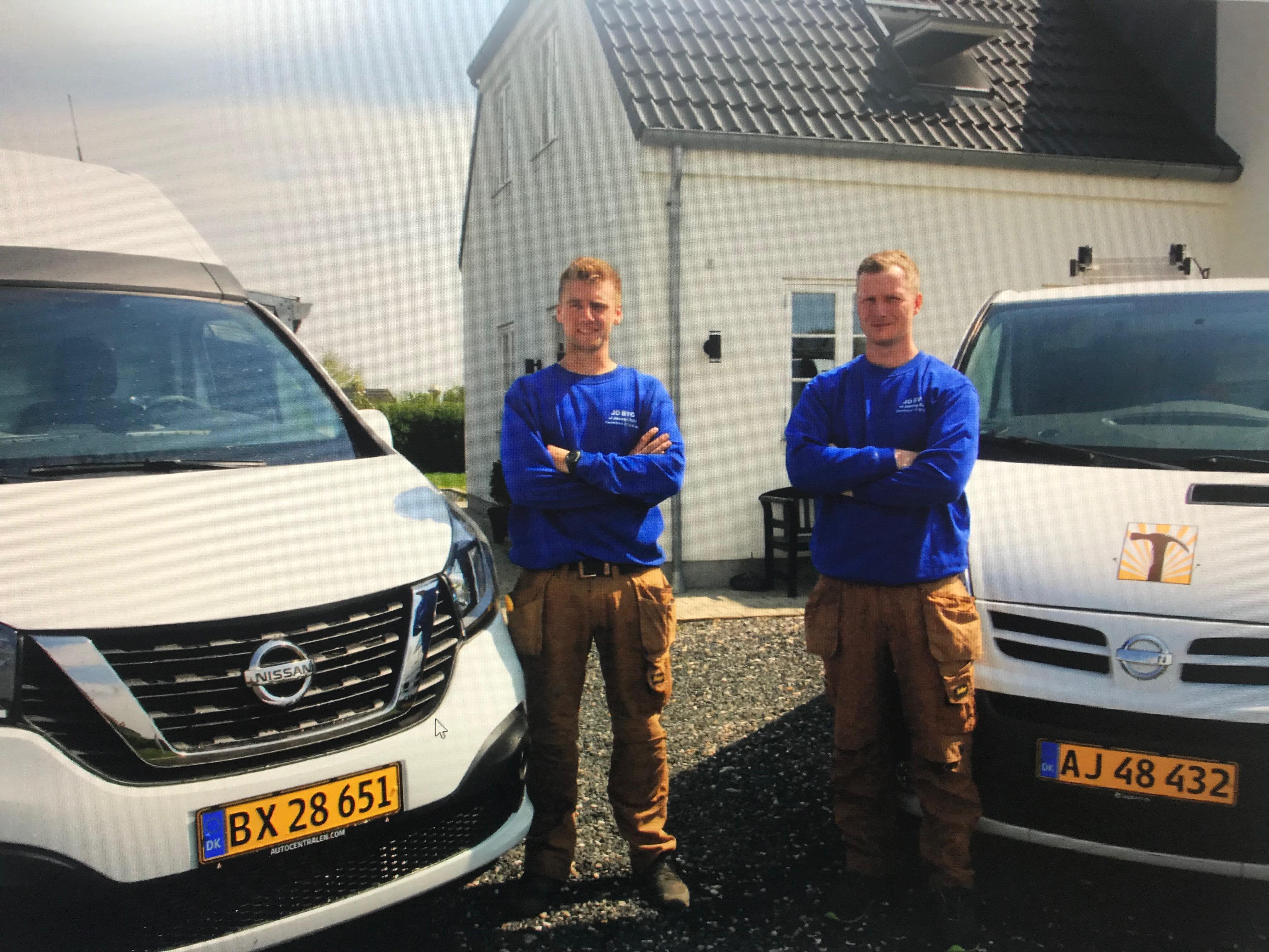 God tømrer i Haderslev